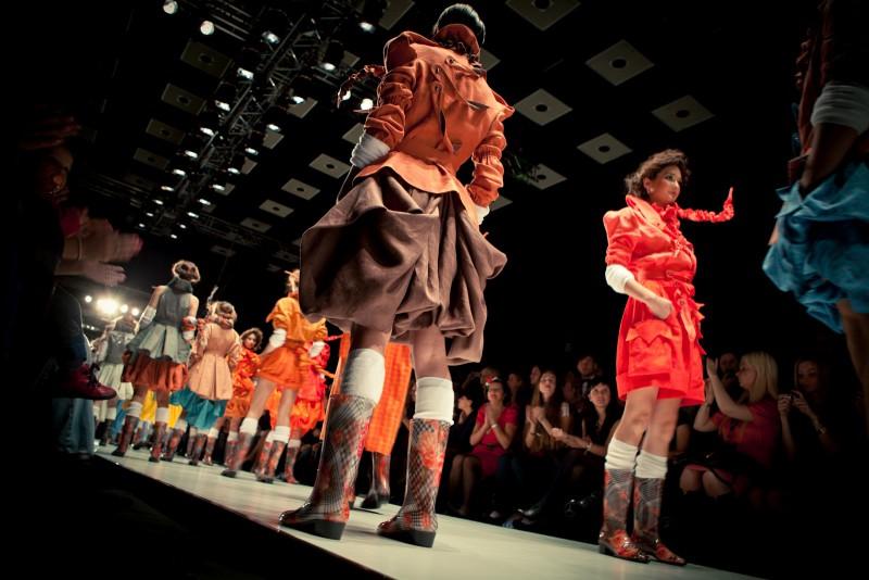 Неделя моды Mercedes-Benz Fashion Week Berlin