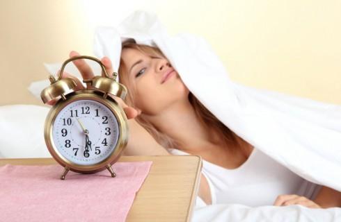 Февраль самый плохой месяц для сна
