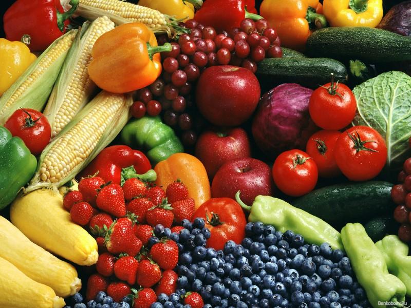 Фрукты и овощи придают загар нашей коже