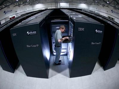 Supercomputer «Jugene»