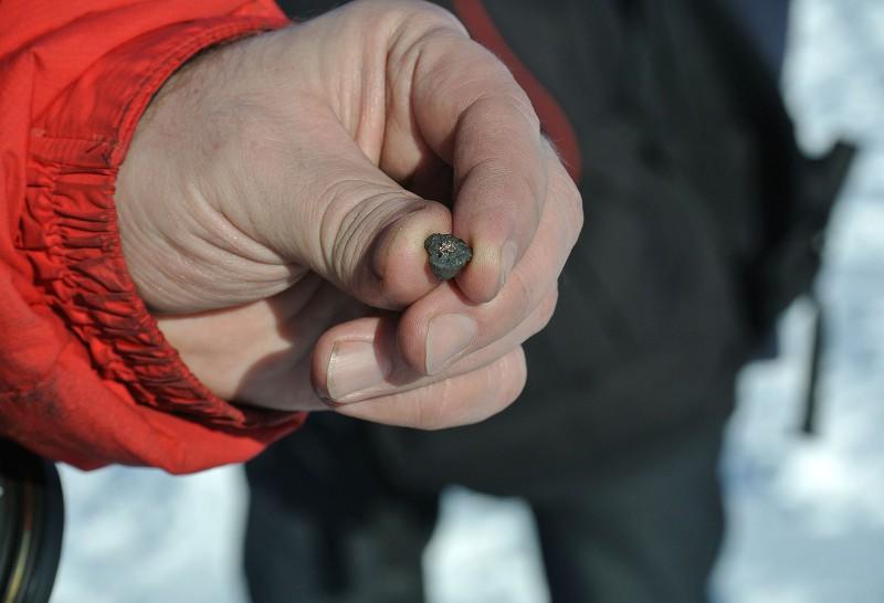 В Челябинске началась метеоритная лихорадка