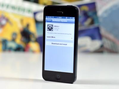 iOS 6.1 принесла большие проблемы владельцам iPhone