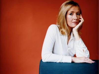 Джоан Роулинг представила свой новый роман