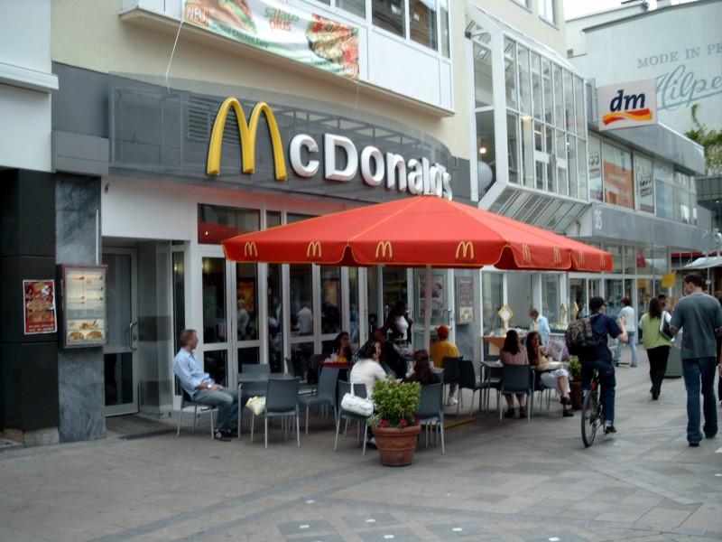 McDonald's планирует открыть в Омске несколько ресторанов