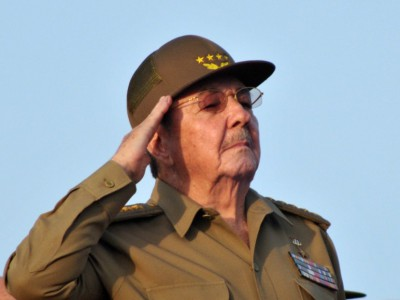 Рауля Кастро переизбрали председателем Кубы