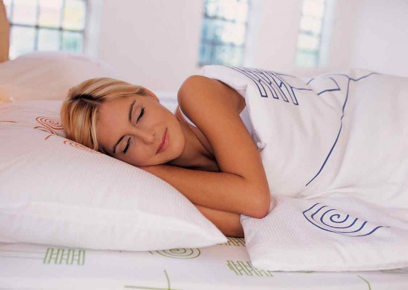 Спать голым полезно