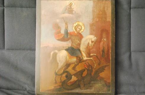 Выставка «Чудо русской иконы» прошла в Волгограде