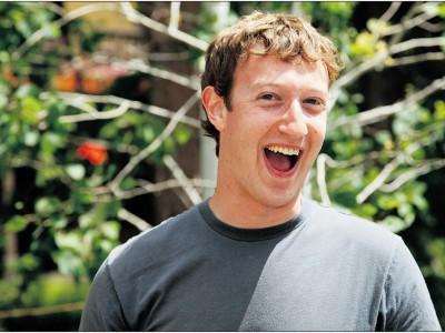 Цукерберг – лучший генеральный директор года