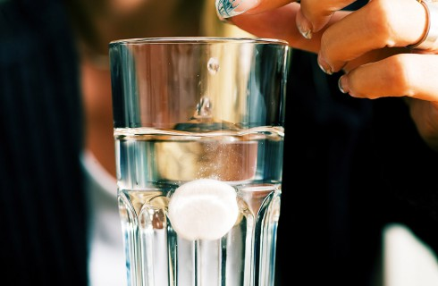 Аспирин снижает риск заболевания раком