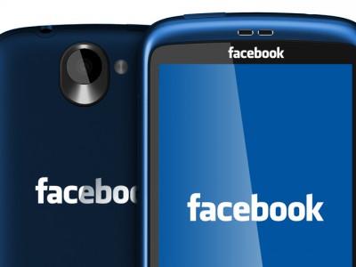 Facebook совместно с HTC разрабатывают смартфон
