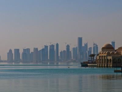 Катар — летом температура достигает отметки +40