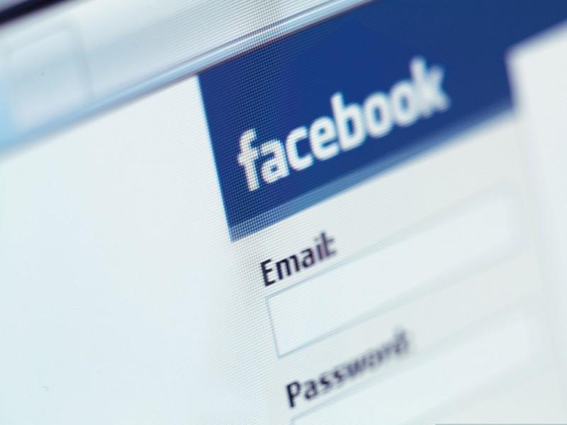 Главная страница Facebook меняется