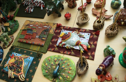 В Украине начались праздничные выставки-продажи