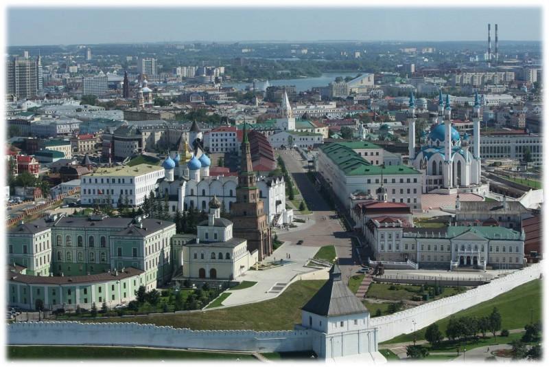 Казань готовится к Универсиаде
