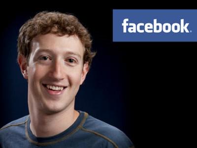 Марк Цукерберг — лоббист