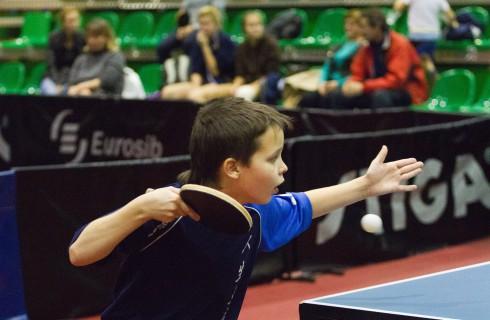 Настольный теннис в России набирает обороты