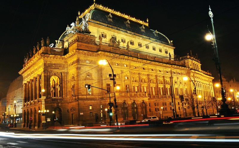 В столице пройдет Ночь театра