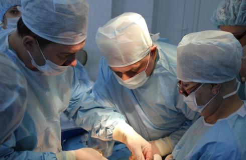 Новосибирские хирурги совершили чудо