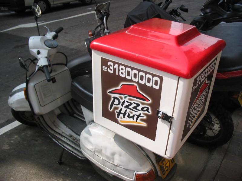 Секрет популярности доставки пиццы