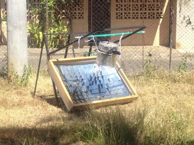 SolarClave в действии