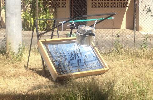 Система стерилизации на солнечной энергии