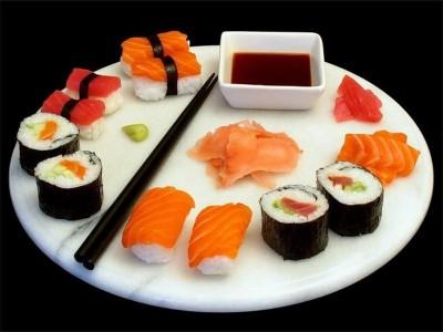 Суши опасней фаст-фуда