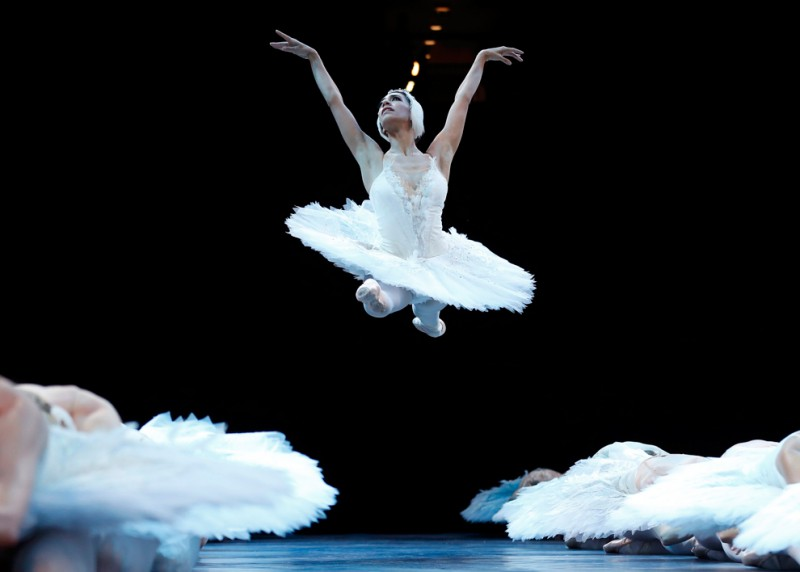 Национальный балет Англии станцевал «Harlem Shake»