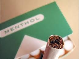 Дым сигарет с ментолом под запретом
