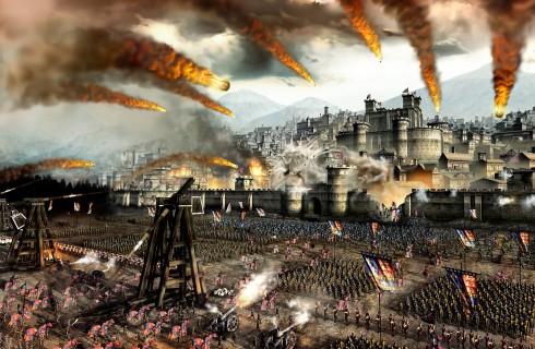 Фаната Total War увековечили во второй части игры