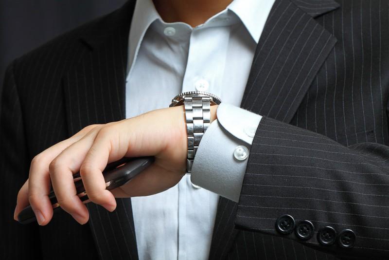 Незаменимый аксессуар — наручные часы