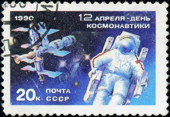52 года со дня первого полета человека в космос