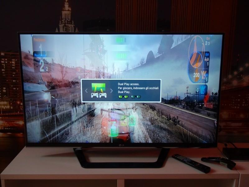 Обзор ЖК LED телевизора LG LM660T