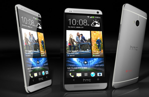 HTC One вышел на российский рынок