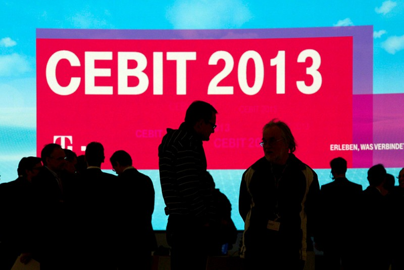 Лучшее с выставки CeBIT 2013