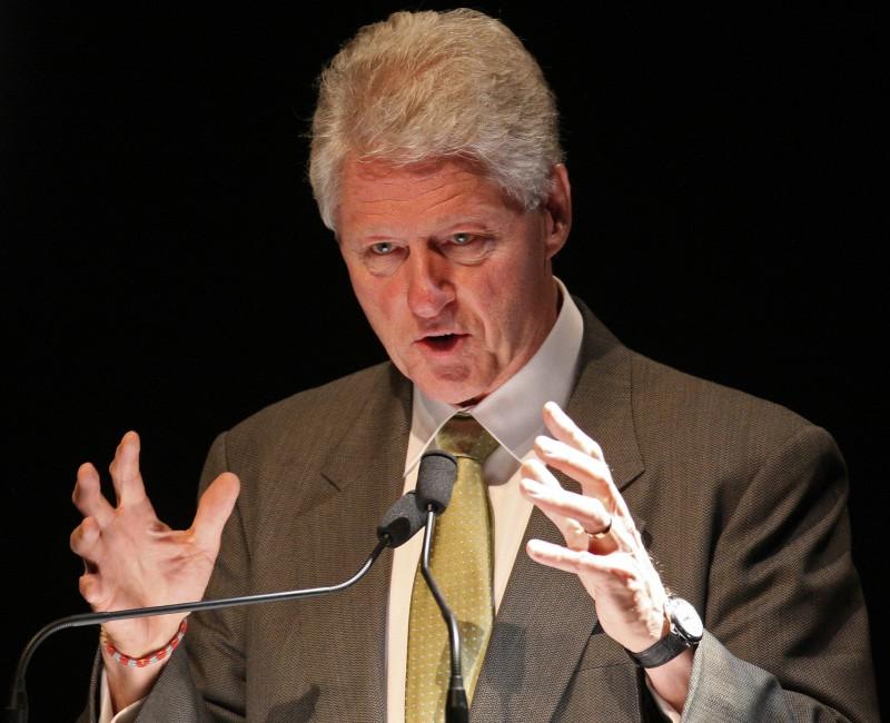 Билл Клинтон завел аккаунт в Twitter