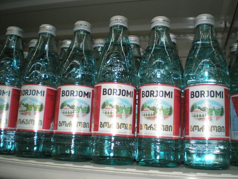 «Боржоми» прошла регистрацию в РФ