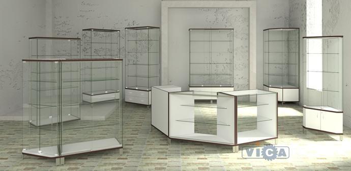 Фабрика торговой мебели «Вика»