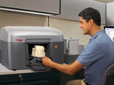 3D принтер в деле