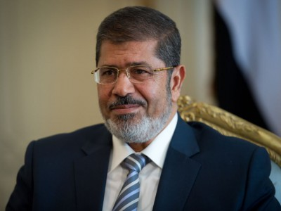 Мухаммед Мурси прибыл в Россию