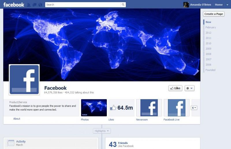 Facebook придется защищать «Хронику»