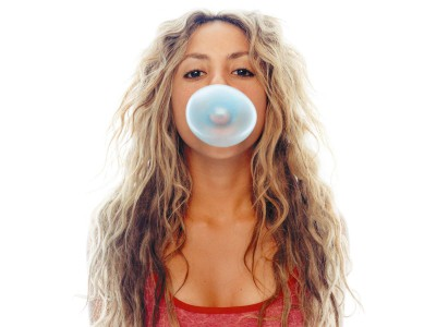Жвачка может стать причиной полноты