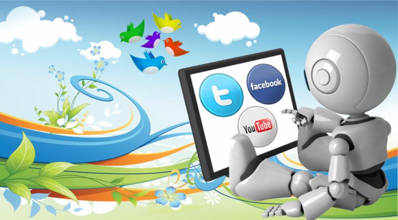 Правила работы с социальными медиа