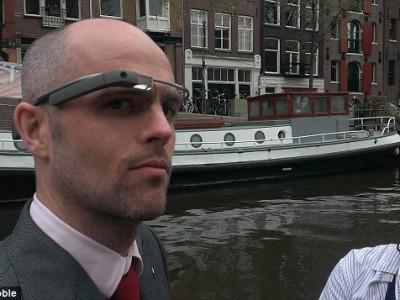 Роберт Скобл — «Я не представляю свою жизнь без Google Glass»…