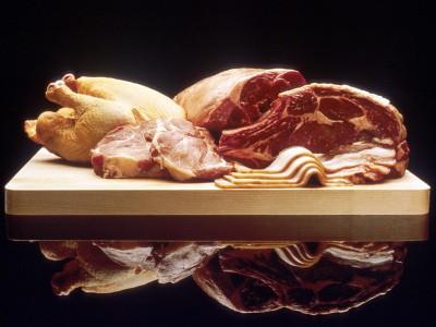 В 2012 году россияне употребляли больше мяса