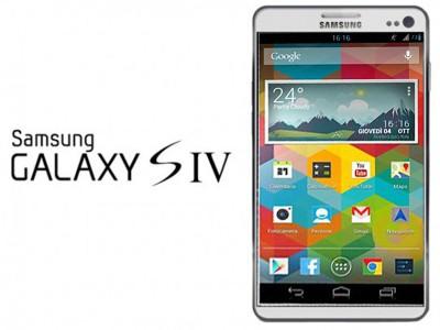 В России дан старт продаж Galaxy S4