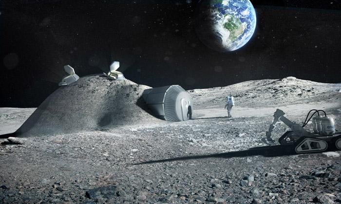 Россия проникнет вглубь Луны