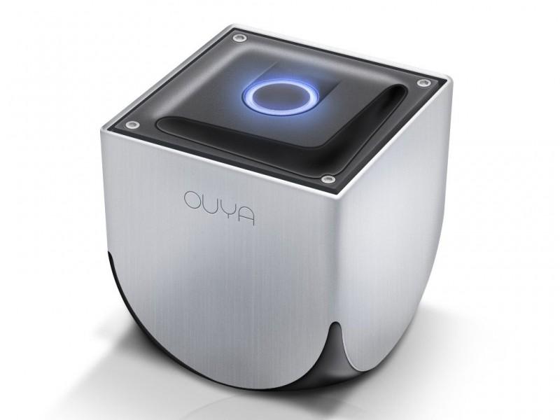 OUYA — первая игровая Android-приставка