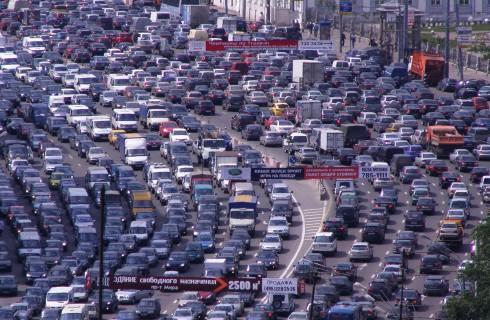 Рейтинг городов с наиболее загруженными дорогами
