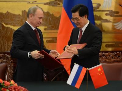 Россия и Китай создадут вместе плавучие АЭС