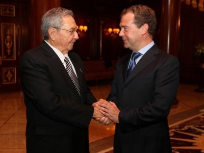 Россия и Куба: вновь дружба на веки
